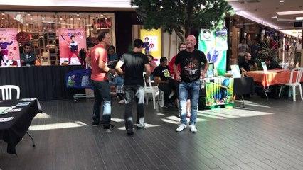 """Forum des Asso Centre Commercial Carrefour Labège : Démo Chorée """"Uptown Funk"""""""