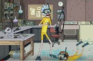 (Adult Swim) Rick & Morty Se3xEp7 - Tales from the Citadel - 3x7 =  Free Watch Online
