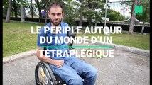 Ce Français tétraplégique fait le tour du monde en van aménagé