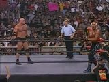 HULK HOGAN VS GOLDBERG - WCW NITRO (1998) - WWE WWF Wrestling - Sports MMA Mixed Martial Arts Entertainment
