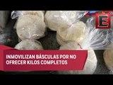 Profeco cierra 40 tortillerías en México por prácticas comerciales abusivas