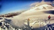 【凄技】スキー場で一人だけ動きがおかしいwスキーの神業まとめ【Video Pizza】
