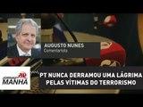 Os petistas nunca derramaram uma lágrima pelas vítimas do terrorismo   Augusto Nunes