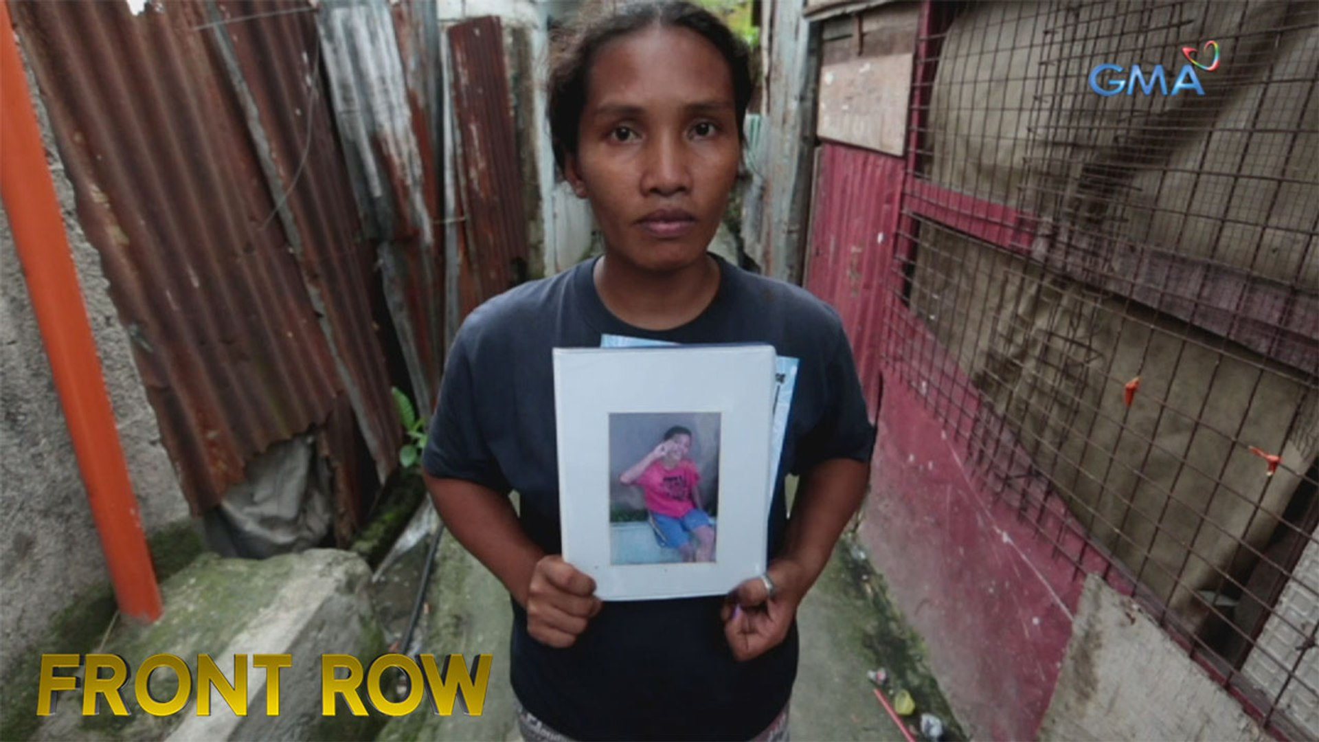 Front Row: Mga menor de edad na napatay kasabay ng drug war, tampok sa