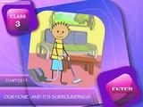 Elfe domicile maison enfants Apprendre mon vidéos vocabulaire Phrases maison / maison 1