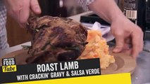 Pâques agneau jambe de de recette rôti de gennaro contaldo |