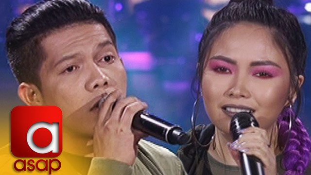 """ASAP: Jovit and Yeng sing """"That's Why (You Go Away)"""""""