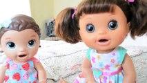 Vivo bebé muchacha parte serie enfermos lanza hasta Hospital 1