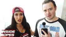 Nikki Bella REVEALS Wrestling Return! Daniel Bryan Training Brie Bella!
