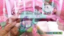 Bebé muñeca cerdo enfermos accesorios para muñecas caso médico de juguetes Peppa de la corola