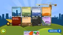 Coches máquinas ciudad de dibujos animados serie 11 Minicargador de Ruedas elevadora desarrollar múltiples