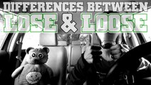 The Differences Between Lose & Loose : Other Word Differences