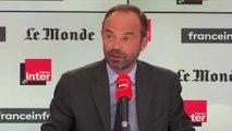 """Édouard Philippe : """"Nous avons donc rajouté des contrats aidés"""""""