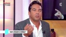 Jean-Luc Mélenchon : Patrick Cohen très remonté contre le député de La France Insoumise (Vidéo)