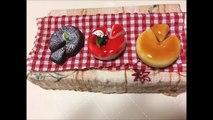 Est dit Suites et Deco - Comment faire pépinière de trois types de gâteau demande parce quil était mignon matériel semble fait ce que Deco ~ ~ ~ acheté donc un achat ~ ~ ~ maman a été acheté en HyakuHitoshi