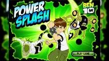 Dix dessin animé des jeux réseau puissance éclaboussure Ben omniverse ben