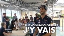 Grand Prix d'Italie - Interview exclusive avec Daniel Ricciardo