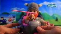 Bloques de persecución Niños apertura patrulla pata conjunto juguetes vídeo nickelodeon construcciones cachorro de patrulla