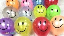 Mejor apareciendo globos Niños popular niñito vídeos balón Juegos Aprender colores para niños pequeños