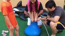 Un et un à un un à ne dans aucun Je suis entré dans la poire géante ballon géant de leau kkkk caduzinho carvalho