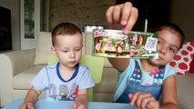 Niños colores huevos huevos huevos espuma para Aprender sorpresa y masha Enseñamos colores abierta Kinder Sorpresa m