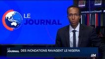 Afrique: des inondations ravagent le Nigeria