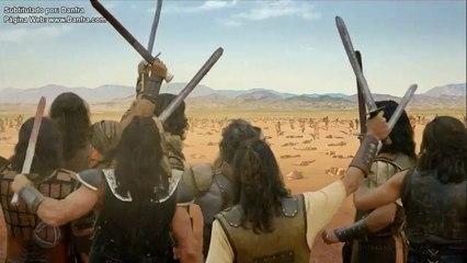 La tierra prometida cap 304 y cap 305 en español. La victoria contra el Reino de Jerusalem