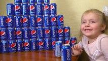 Enfants enfants enfants pour nourriture ordinaire par rapport à la marmelade Défi hilarante vidéo Margo