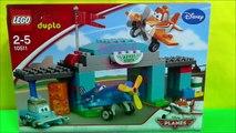 Au-dessus de avions Californie poussiéreux vol avions école monde Lego duplo skipper 10511 disney sparky