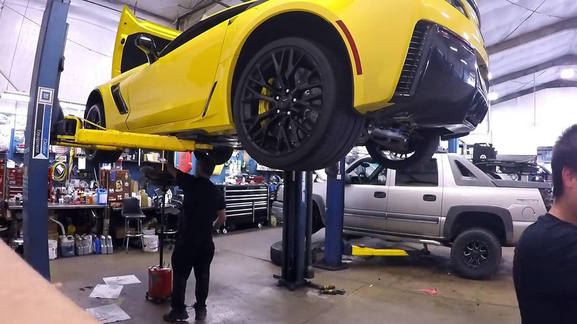 RETURNING My New Z06 to the Dealership After 9 Days... Here's The Story.