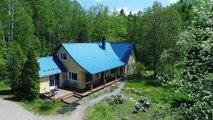 A vendre propriété de prestige Saguenay-lac-st-Jean - Quebec - Canada. Immobilier international