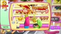 Niños para juegos de dibujos animados de dibujos animados 2017 supermercado niños dibujos animados educativos