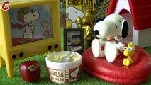 Días Escuela Días de Escuela de re-ment Snoopy Snoopy de Charlie Brown Charlie Brown School Days Charlie Brown los ocho
