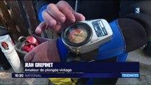 Var : plongée vintage en hommage au commandant Cousteau