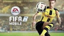 Jugabilidad leyendas móvil Dios mio en línea teléfono estaciones Fifa 17 android / ios / ventanas oficiales