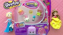 HUGE Neon Star Surprise Toys Suitcase Shopkins Barbie Disney Unicorno Fun Girls Toys Kinde