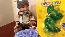 Et bébé bain née garçon en changeant les créations poupée alimentation avec Zapf flynns ditl