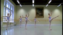 5ème académie classe classique danse décembre examen filles Nouveau Vaganova ballet