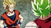 Goku Vs Kale Female Broly Dragon Ball Super Video Dailymotion