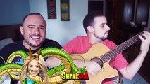 ♫ FAMOSOS cantam DRAGON BALL Z (Mr. Catra, Lucas Lucco, Leonardo, ...) ♫