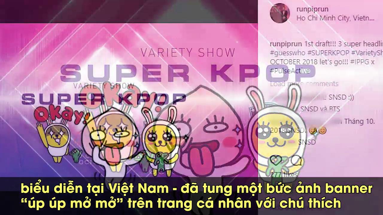 """Phillips Nguyễn đăng ảnh """"nhá hàng"""", xác nhận sẽ mời Super Junior, SNSD và EXO biểu diễn tại Việt Nam?"""