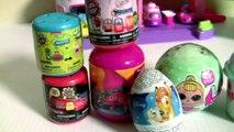 Bonecas LOL Irmãzinhas, Brinquedos NUM NOMS SURPRESA 4.1 ToysBR, LOL Surpresa, Meu Querido