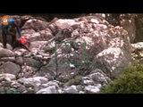 Alman turist kayalıklarda mahsur kaldı -19.03.2015