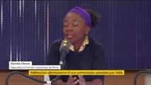 Manuel Valls a démontré son incapacité à être un responsable politique de consensus (Danièle Obono, FI)