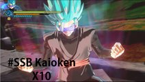 Best Transformation MODS for Cac - Custom Character | Dragon Ball
