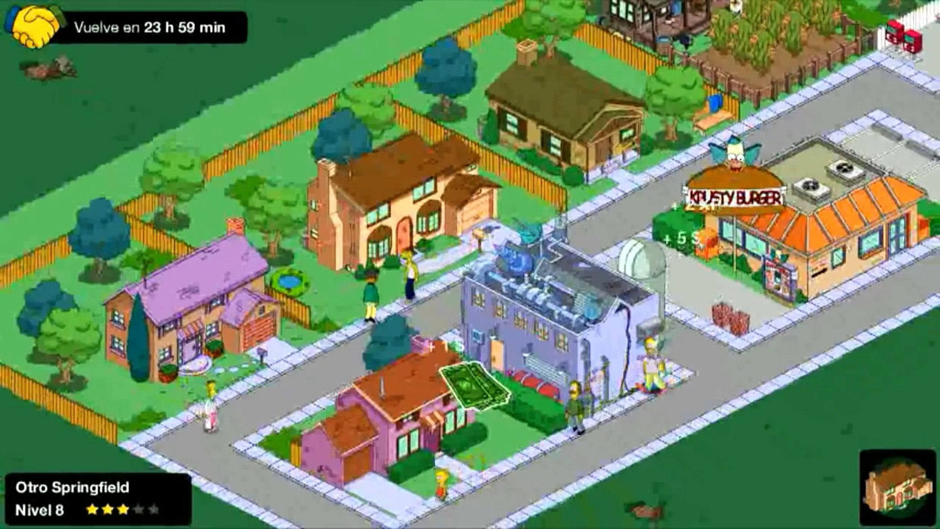 Los Simpson Springfield - Android Games