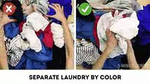 5 Laundry Mistakes You're Probably Making l 5-MINUTE CRAFTS