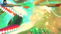 Ultimate Attack Skill(SHENRON FIST) - Dragon Ball Xenoverse 2 Mods