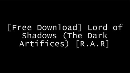 lord of shadows download free