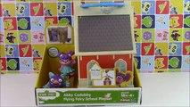 Sesame Street Abby Flying Fairy School Playset! Abby Cadabby Teaches Peppa Pig